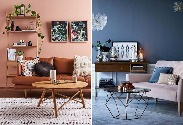 10 interior paint colors that will be trend in 2019 Home fashion furniture trends