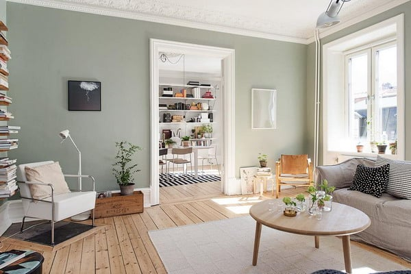 Interior Paint Colors 2019