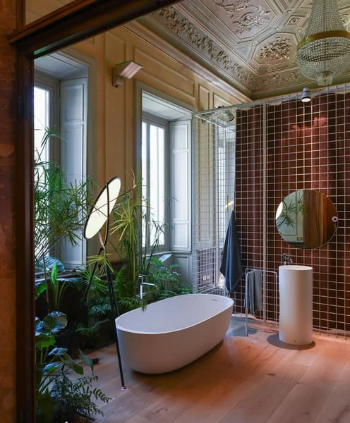 bathroom Interior Decor Trends