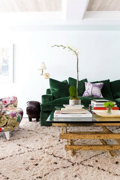 dark green paint color trends 2019