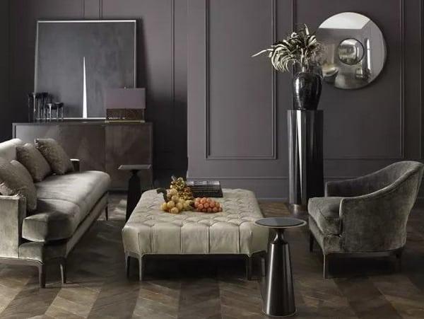 Pastel Interior Decor Trends Colors 2019