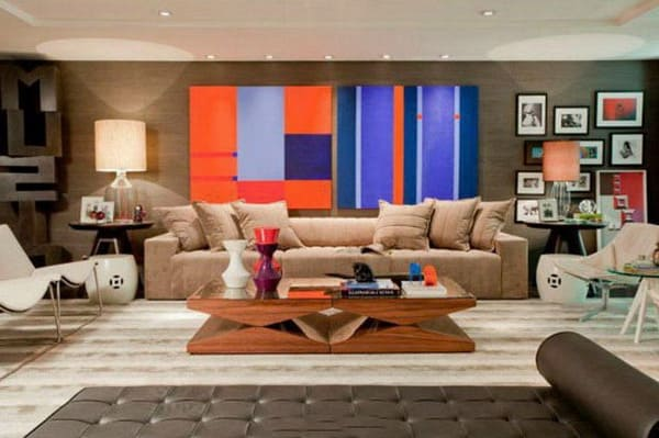living room Interior Decor Trends 2019