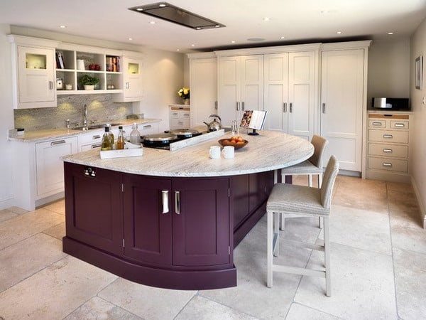 oval kitchen trends 2019