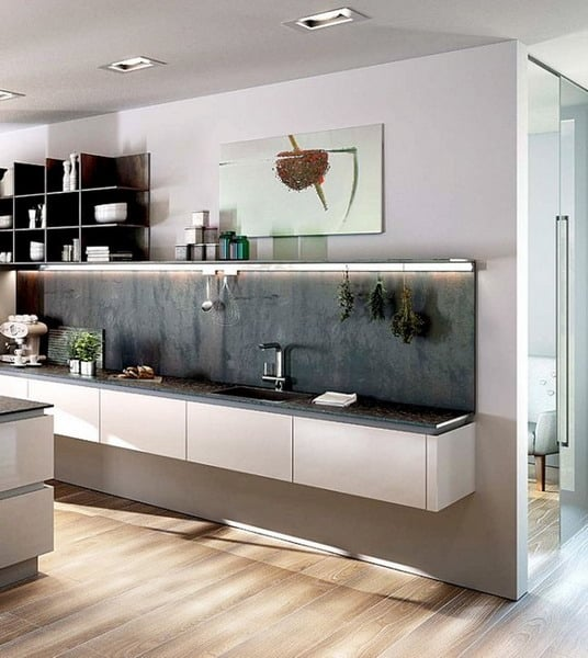 kitchen countertop trends 2019