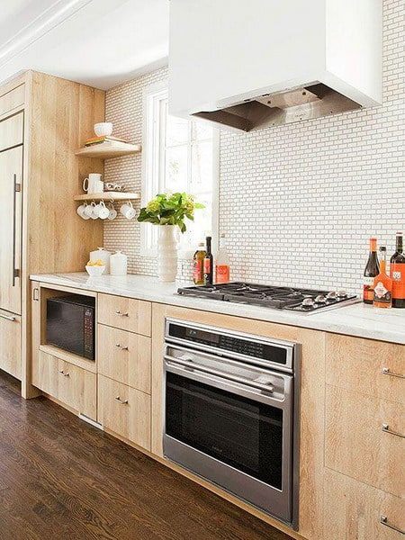 10 most popular interior decoration trends in 2019 for Kitchen cabinet trends 2018 combined with decorative wall art tiles