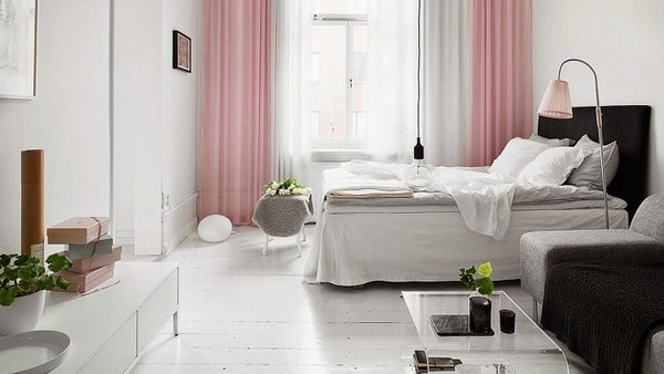 Pink Colors in Interior Decoration Trends 2019