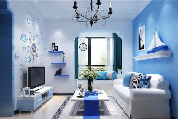 Trends in Interior Decoration of Small Houses 2019