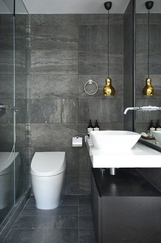 2019 Trend Colors And Styles For Modern Bathrooms