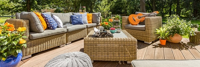 garden furniture trends 2019