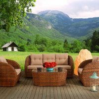 Garden Furniture Ideas: The New Design Trends For 2019