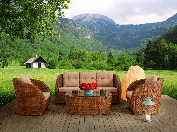 garden furniture trends 2019