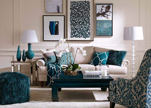 How to decorate living room 2019