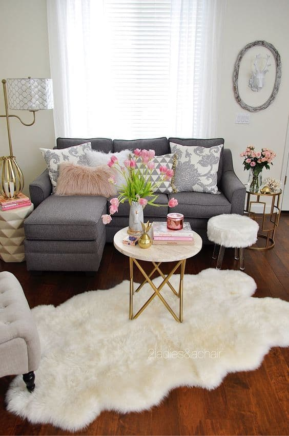 How to decorate your living room this 2019 interior - How to furnish small living rooms ...