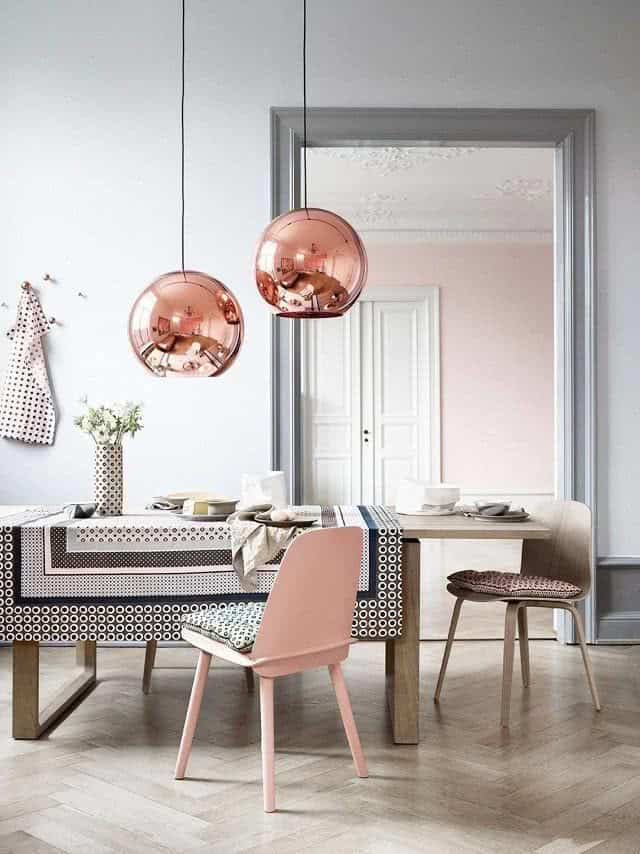 Predictions Of Sherwin Williams Trend Colors For Modern Dining Room