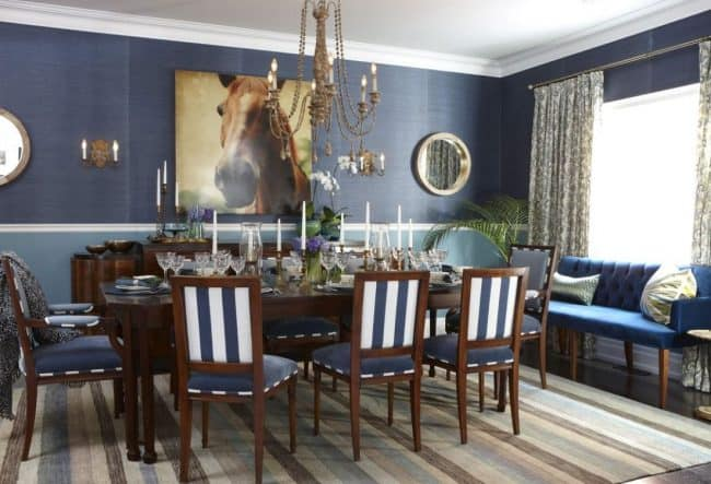 Latest Trend Colors for Modern Dining Room Design 2019 - Interior ...