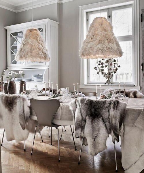 Winter Decoration Trends 2019