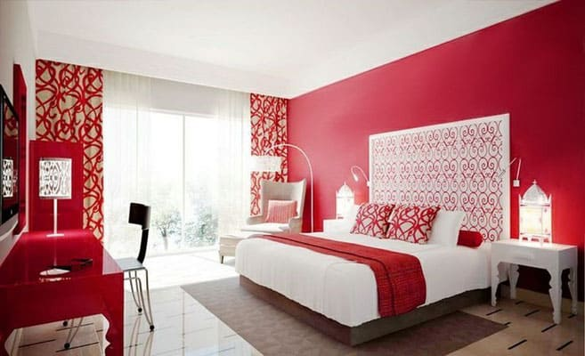 bedroom color trends 2019