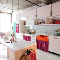 Trendy Kitchen 2019 - Emerging Trends Mix Sobriety, Comfort and Colors