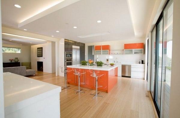 White Kitchen Color Schemes 2019