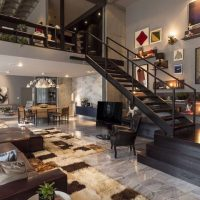 Interior Decoration Details In The Industrial Style Trends 2019