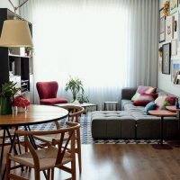 Decoration of Small Living Rooms: New Interior Trends 2019