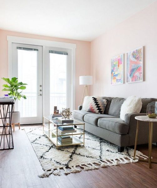 small living room trends 2019