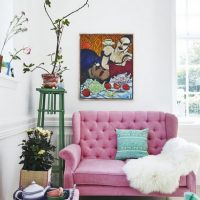 Decoration Trends 2019 and Beautiful Ideas for Small Living Rooms
