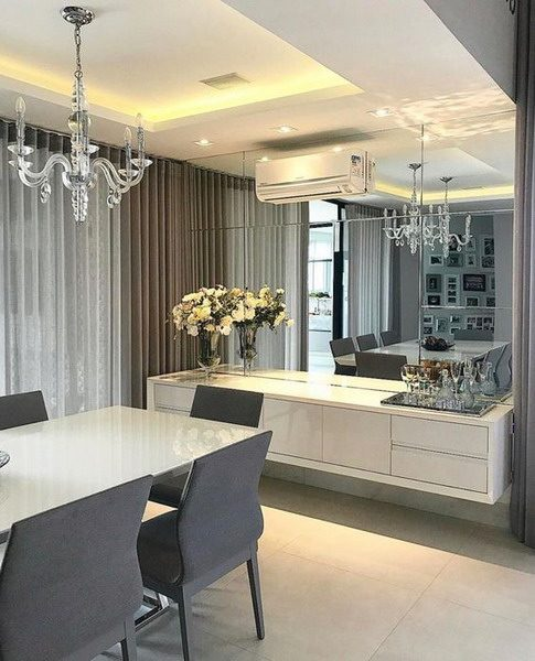 2019 Trends for Dining Room Buffets - Interior Decor Trends