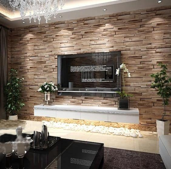 2019 Trends For Finishes For Exterior And Interior Walls Interior