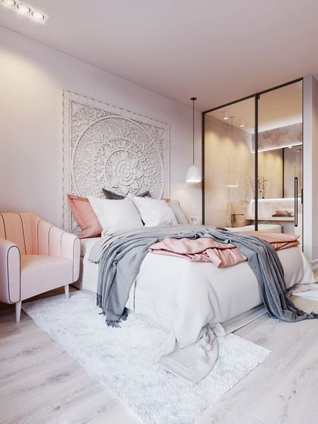 modern bedroom color trends 3 - Interior Decor Trends