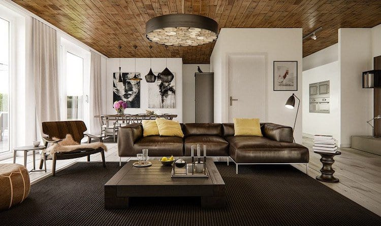 Popular Trends For Living Room Decor A Mix Of Colors And Trendy