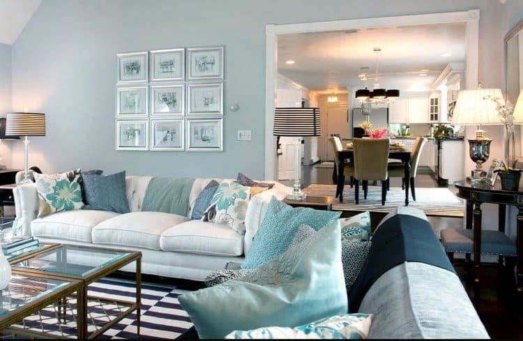 Popular Trends for Living Room Decor 2019