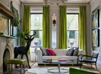 Trends 2019 for Living Room Curtains