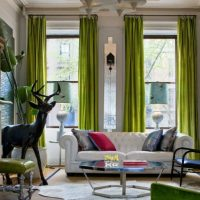 Trends 2019 for Living Room Curtains - Practical Sheet and 30 Inspiring Ideas