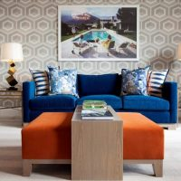 Wallpaper Trends 2019 - A Meeting of Refinement and Sobriety