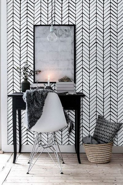Wallpaper Trends 2019 for Interior Decoration