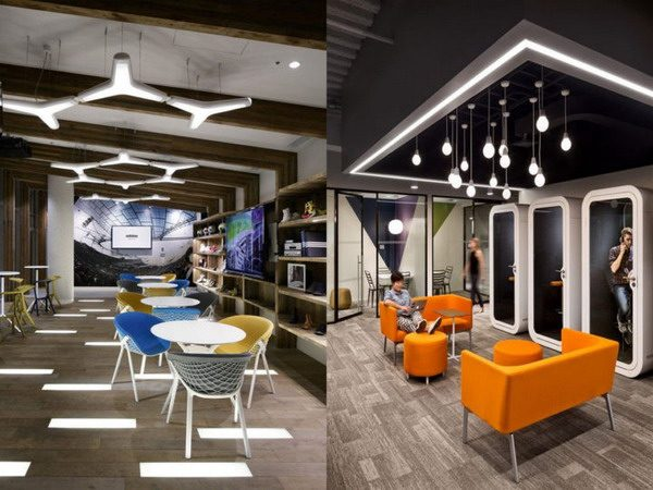 Modern Office Decoration Trends 2019