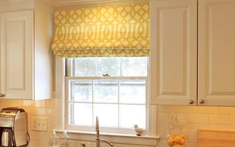 kitchen curtain trends 2020