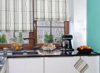 kitchen curtain trends 2020