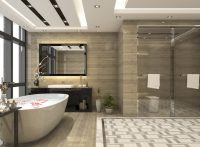 bathroom shower trends 2020