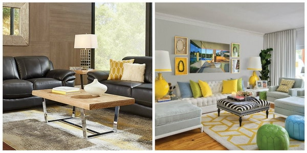 living room trends 2020
