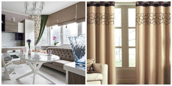 modern curtain trends 2020