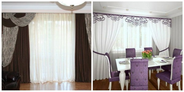 Modern Curtains 2020 All The Options Of The Design Of The