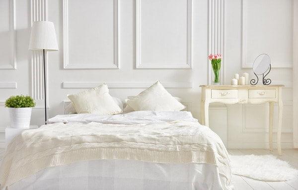total white decor trends 2020