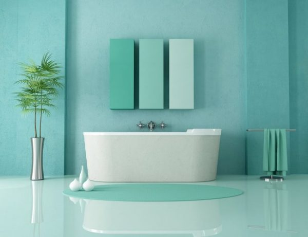 2021 Trend Colors for Modern and Elegant Bathroom Styles ...