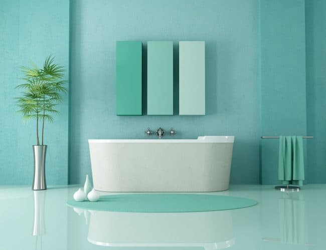 bathroom color trends 2021