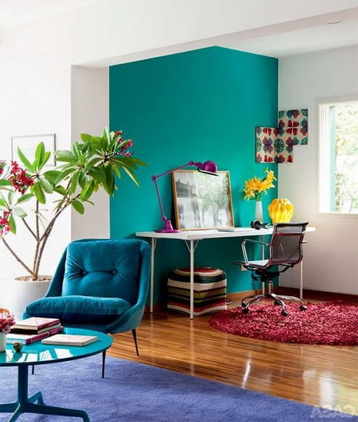 Latest Trend Colors for Modern Interiors 2021