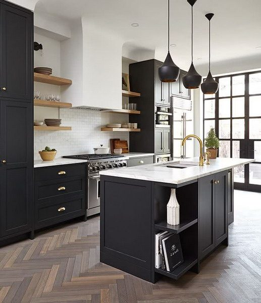 Modern Kitchen Color Trends 2021
