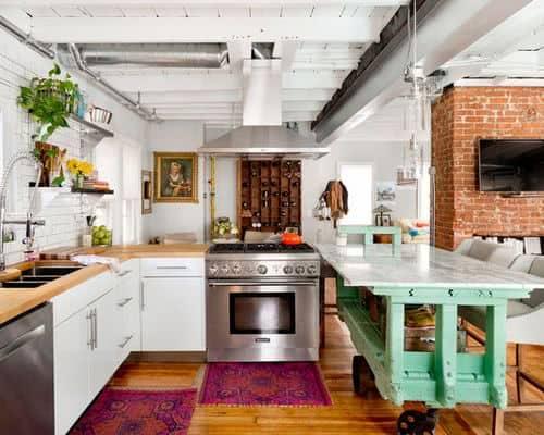 Modern Kitchen Color Trends 2021