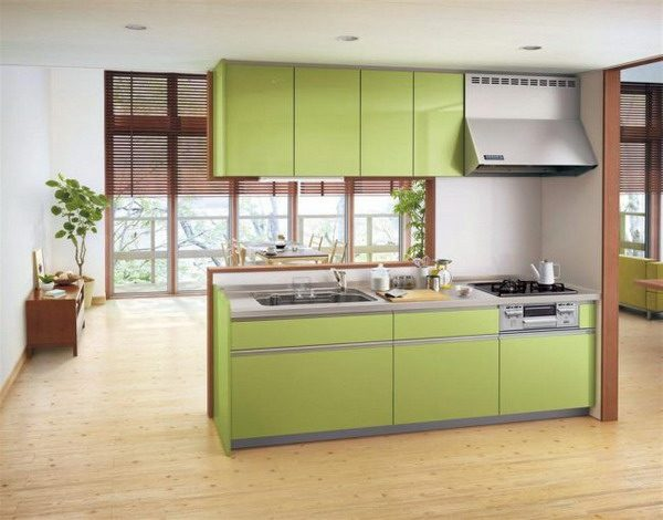 Modern Kitchen Color Trends 2021 - Interior Decor Trends
